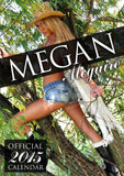 Megan McGuire Official 2015 Calendar