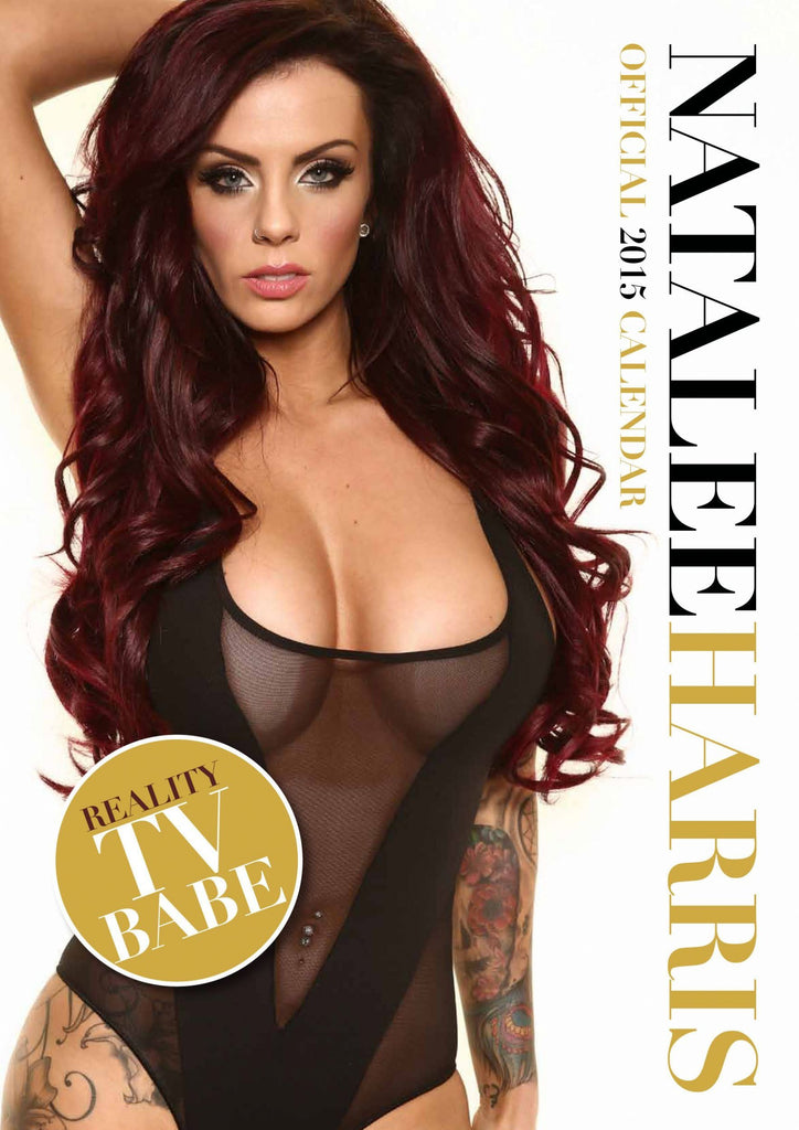 Natalee Harris Official 2015 Calendar