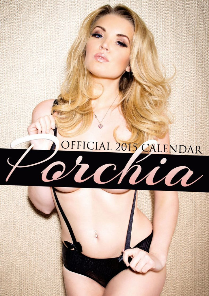 Porchia Official 2015 Calendar