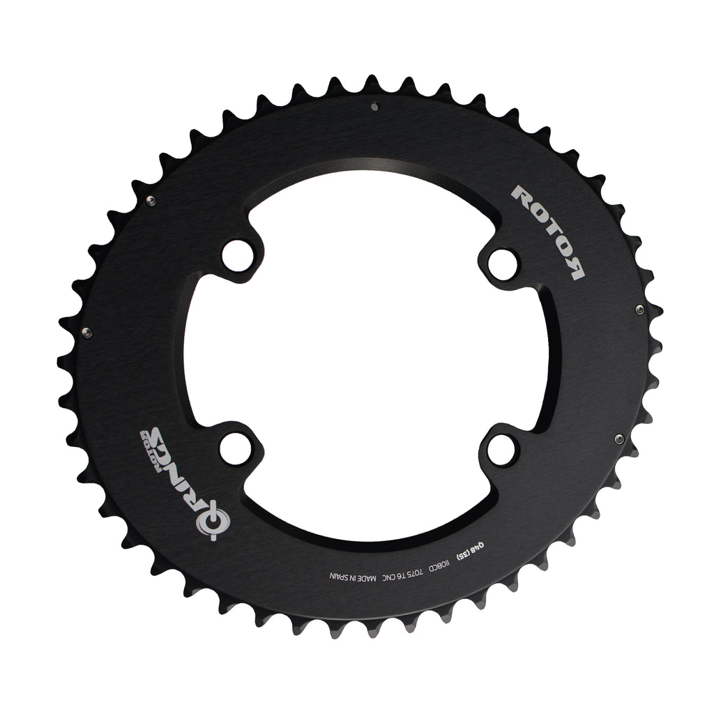 for Road Bike Sram AXS 12Speed BCD110 Oval Chainring 5 bolts Aero Q ring 36T-60T
