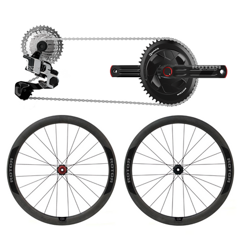 1x13 Triathlon/TT Groupset - Ultimate Group (Limited Edition)