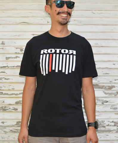 ROTOR Black Flag Tee - Men's