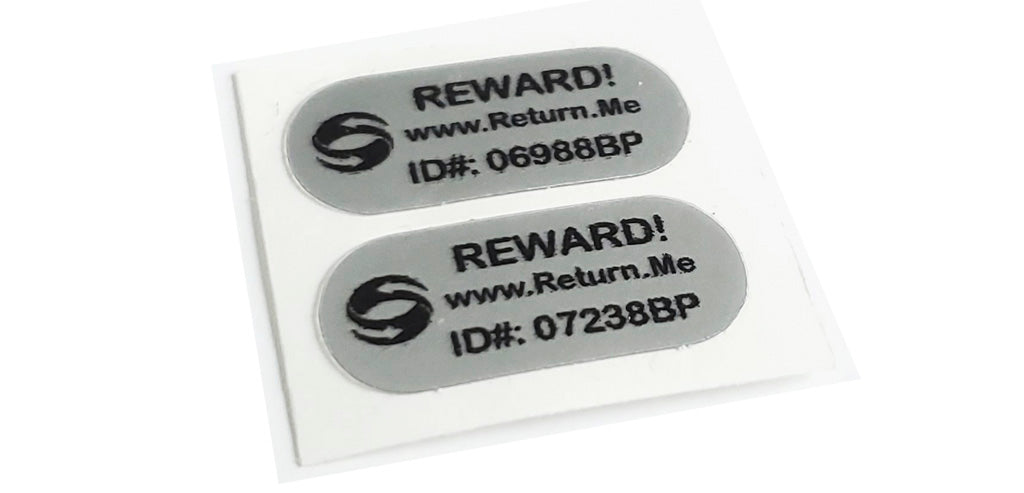 Mini Size Label Tags (2 Pack)