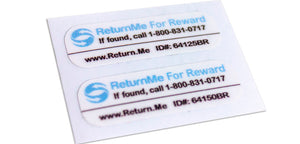 Large Size Label Tags (2 Pack)