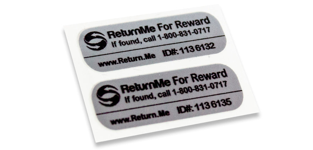 Medium Size Label Tags (2 Pack)
