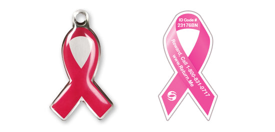 Breast Cancer Awareness Combo Pack - ReturnMeTags