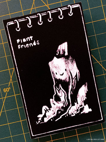 ✦ Plant Friends — Physical Zine