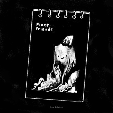 Plant Friends — Digital Zine