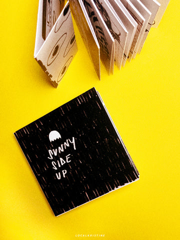 ✦ Sunny Side Up — Physical Zine