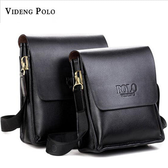 Polo High Quality Leather Bags