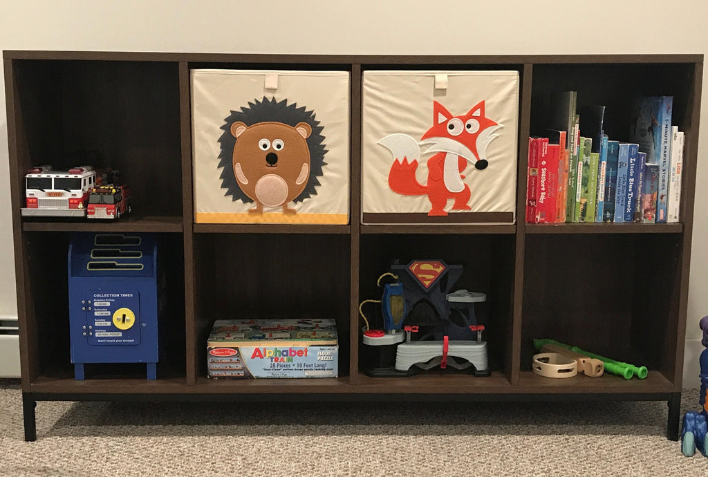 A Playroom Makeover