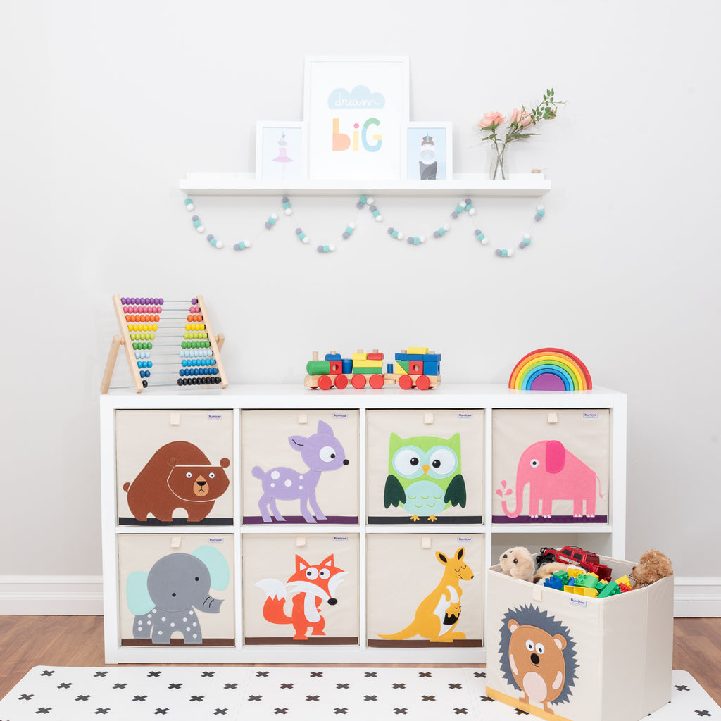 5 Things You Need to Create a Magazine-Worthy Playroom