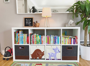 Best way to organize your kids playroom!