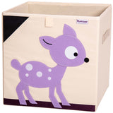 Deer Toy Storage Box