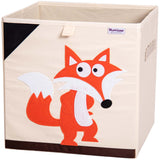 Fox Toy Storage Box