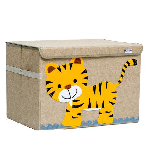Tiger Toy Chest