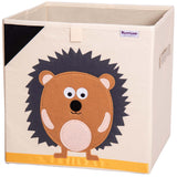 Hedgehog Toy Storage Box