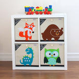Dinosaur Toy Storage Box