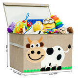Cow Toy Chest