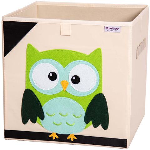 Owl Toy Storage Box