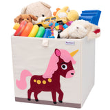Unicorn Toy Storage Box