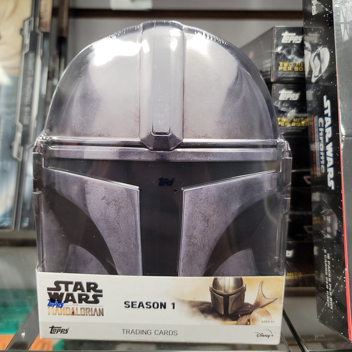 Star Wars The Mandalorian Hobby Box (Topps 2020)