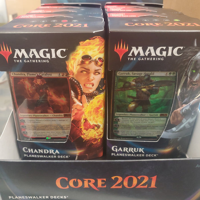Magic the Gathering MTG Core 2021 Planeswalker Deck