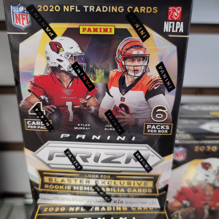 2020 Panini Prizm Football Blaster Box