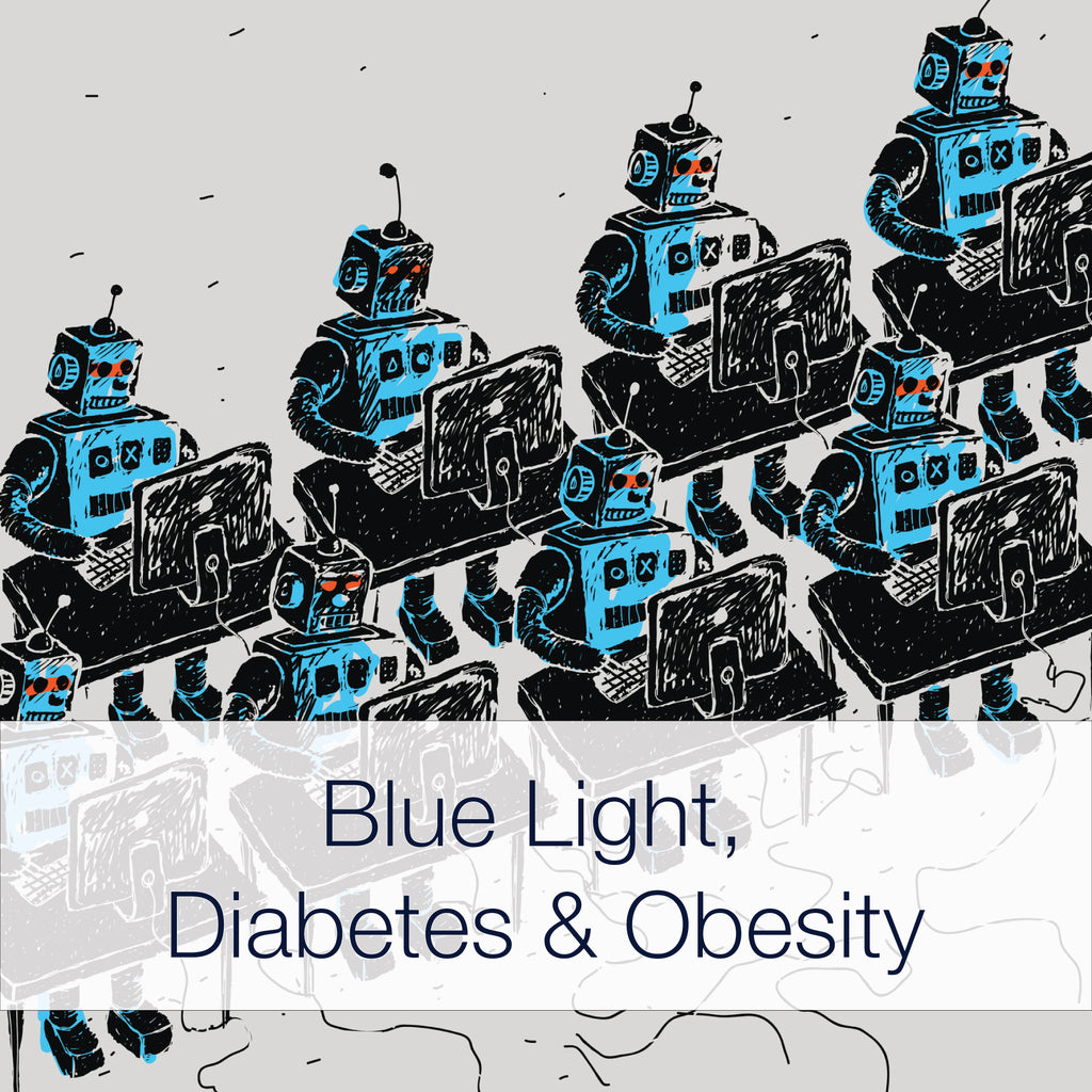 Blue Light, Diabetes & Obesity