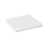 Boody Baby Bamboo Chalk White Stretch Jersey Blanket