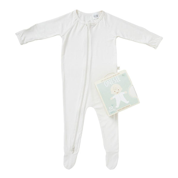 BABY LONG SLEEVE ONESIE