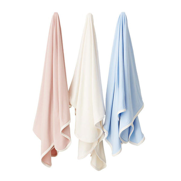 Boody Baby Bamboo Stretch Jersey Blanket Assorted Colors