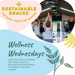 Join Us for Wellness Wednesdays on Instagram Live!