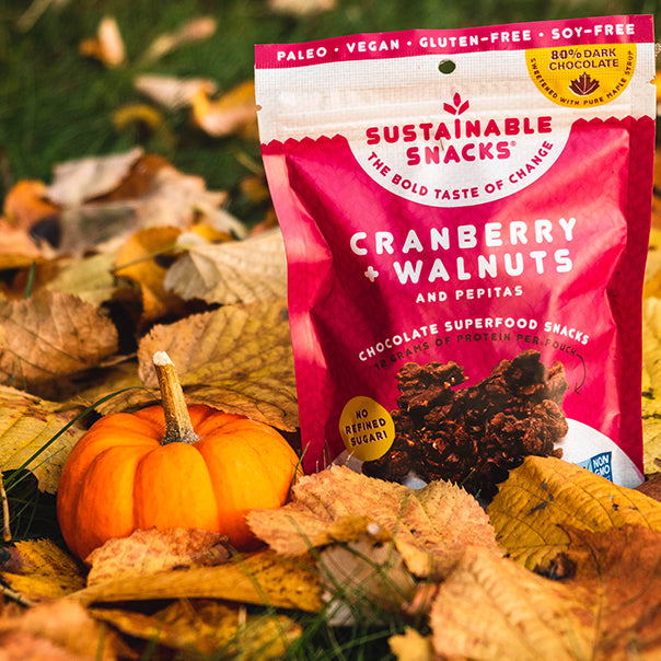 Don't get tricked this Halloween. Treat yourself to our favorite plant-based goodies + halloween movies!