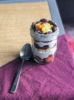 Treat yourself this weekend with our simple and nourishing seasonal trifles!