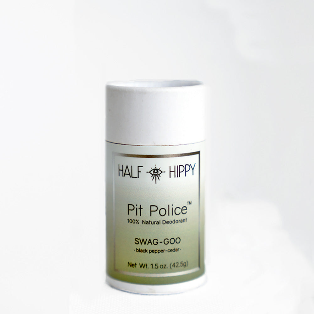 Pit Police™  Deodorant Push-Up Tube