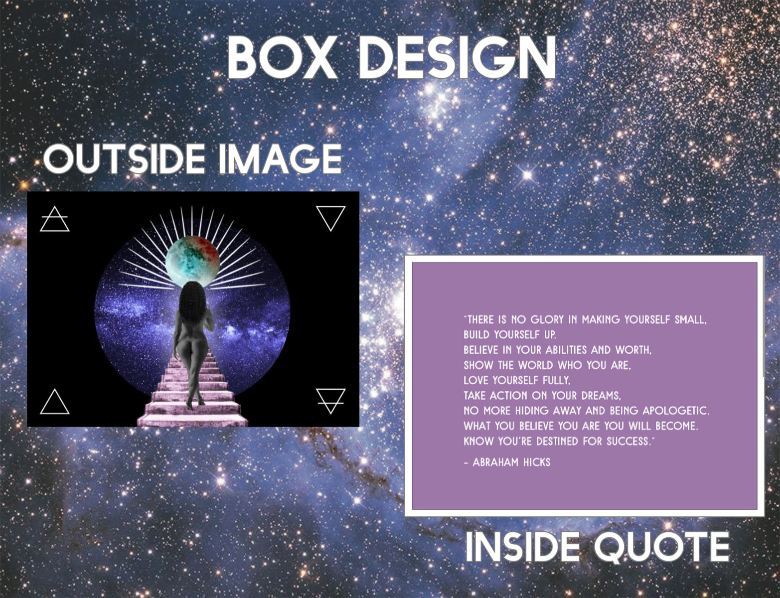 MANIFEST YOUR MAGICK BOX