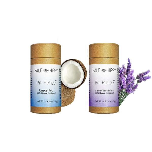 WHOLESALE: Pit Police™ Deodorant: Baking Soda-Free Formula for Sensitive Skin