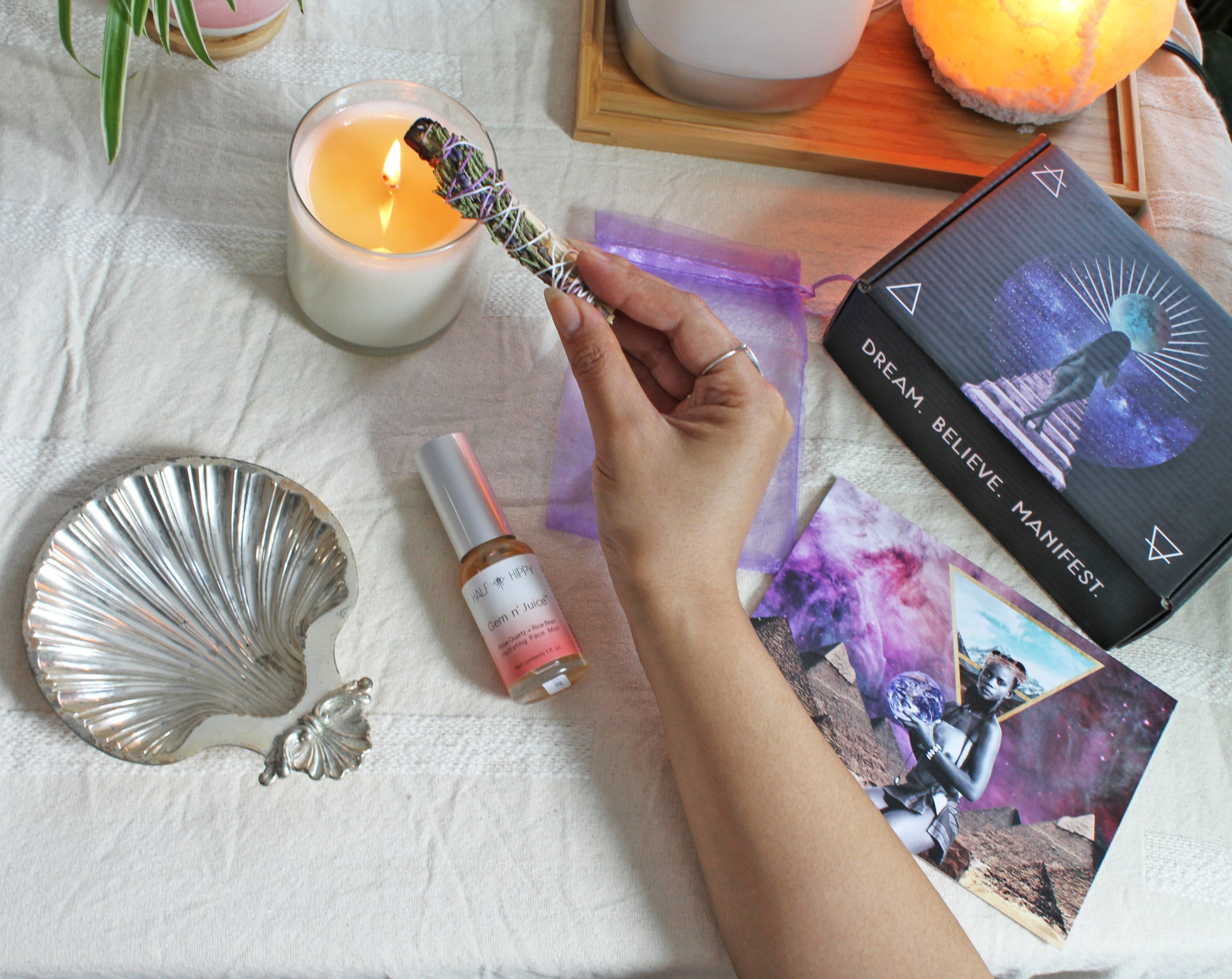 MANIFEST YOUR MAGICK RITUAL KIT