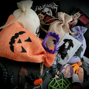 Trick Or Treat Naughty Goodie Bag