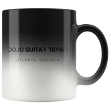 Dojo Guitar Repair - Magic Mug