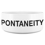 Spontaneity - Dog Bowl