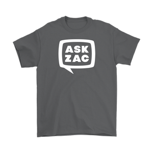 Ask Zac - Heavyweight Shirt