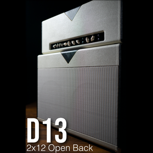 IR Pack -D/13 2x12 Open Back