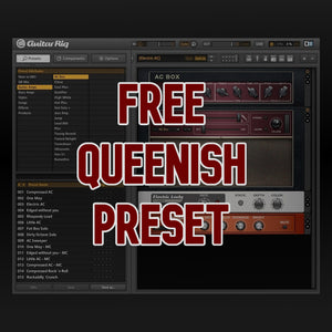 Free Queenish Preset - Guitar Rig