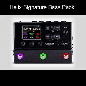 Rick Beato — Helix Signature Bass Pack