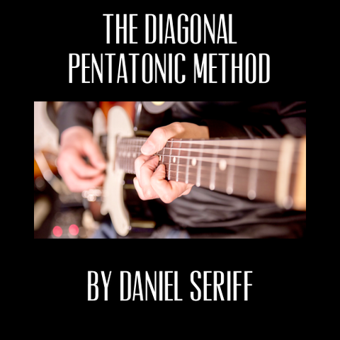 Diagonal Pentatonic Ebook