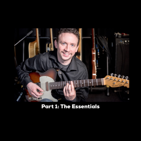 The Diagonal Pentatonic Method - The Essentials