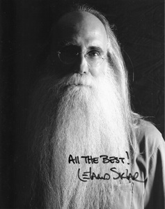 Autographed Photo by Lee Sklar