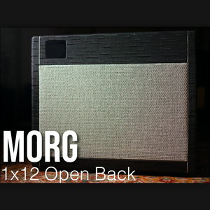 IR Pack - Morg 1x12 Open Back